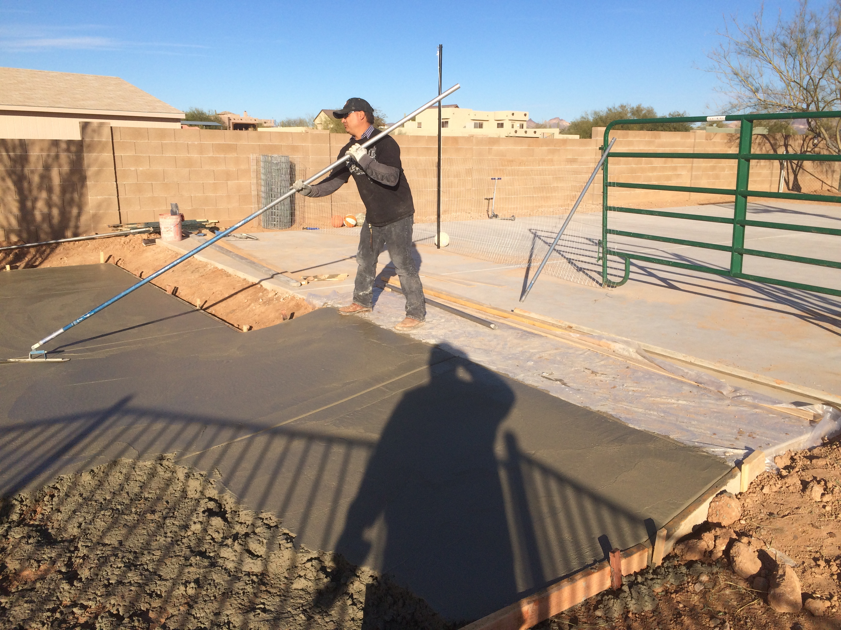 Concrete Work in Metro Phoenix, AZ